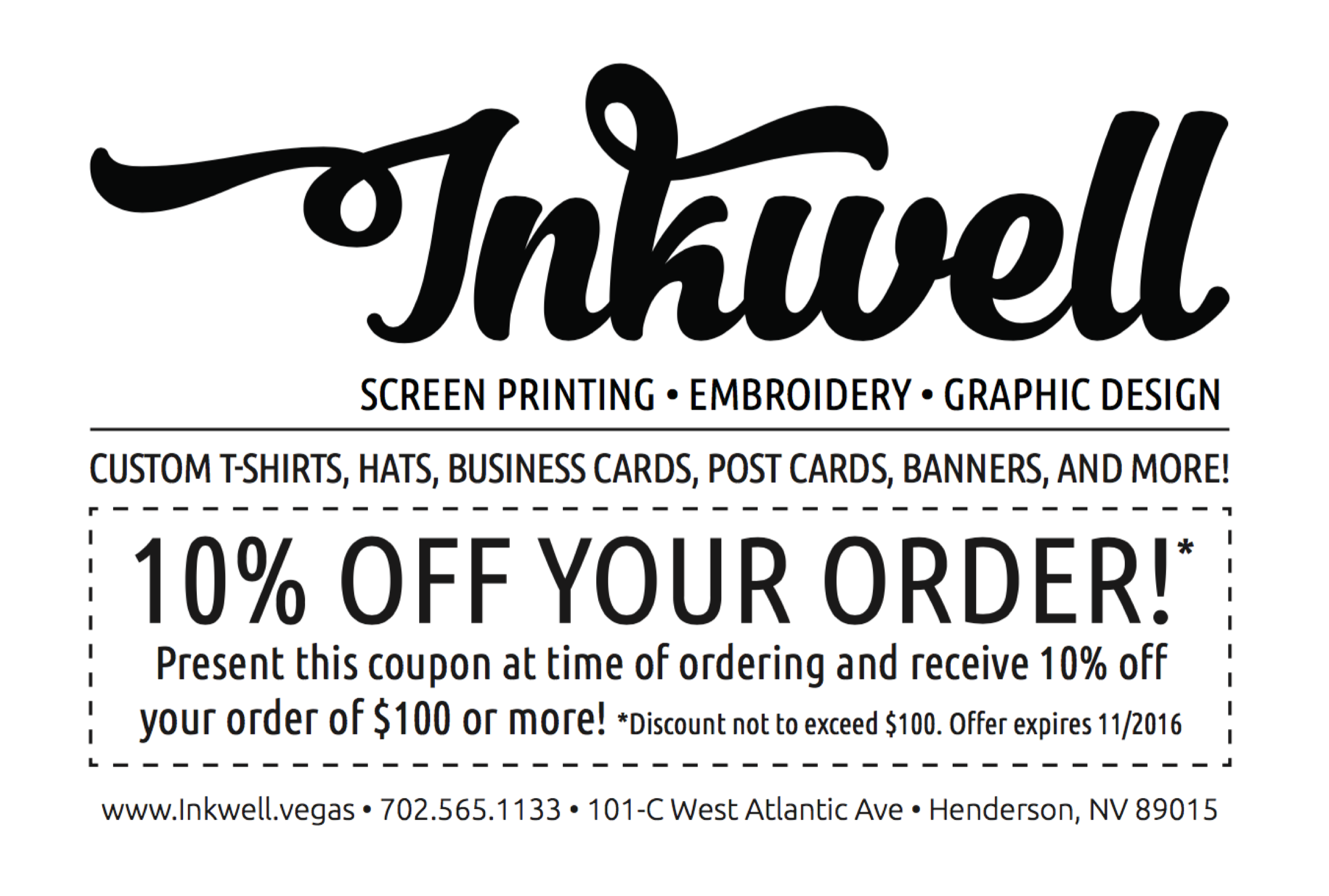 Home | Inkwell - Screen Printing, Embroidery & Graphic Design ...